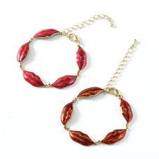 Magnet Lip Bracelet