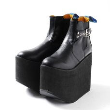 YOSUKE 2015SS Ultra Thick Soled Boots