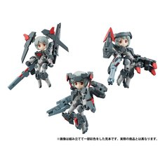 Desktop Army Y-021D Millenia Series α Box Set