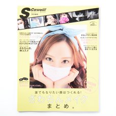 S Cawaii! Zawachin Makeup Tutorial Book