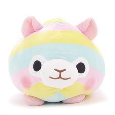 Tsumeru! Mochikko Alpacasso Big Alpaca Plush Collection