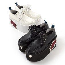 YOSUKE USA Vampire Bat Shoes