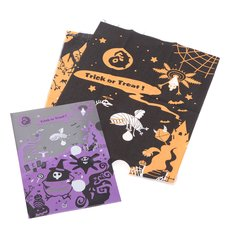 EVA STORE TOKYO-01 Halloween Clear File & Hand Towel Set