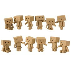WaiWai Danboard Trading Mini Figure Box