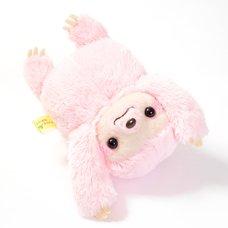 Namakemono no Mikke Mattari Hi Sloth Plush Collection (Standard)