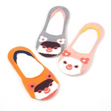 KOTORITACHI Java Sparrow Low-Cut Socks