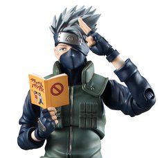 Variable Action Heroes DX Naruto Shippuden Kakashi Hatake