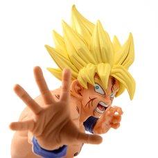 Dragon Ball Z SCultures Big Molding Tenkaichi Budokai 5