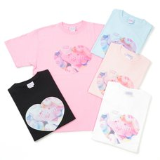 milklim Heart Dreamy Girl Big T-Shirt