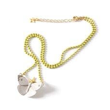 Palnart Poc Butterfly Necklace