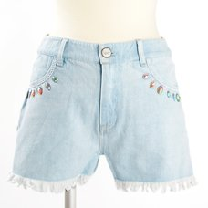 Swankiss Mermaid Shorts