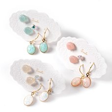 Zoule Aurora Shell Earring Set