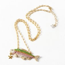 Palnart Poc Rainbow Trout Necklace