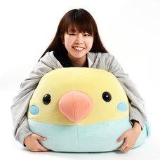 Kotori Tai Bird Pastel Rainbow Plush (Super Jumbo)