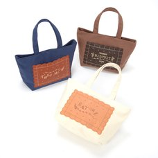 FLAPPER Biscuit Lunch Tote