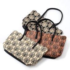 Pattern Pooh-chan Tote Bag