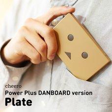 cheero Power Plus Danboard Ver. Plate (4200mAh)