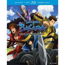 Sengoku Basara: End of Judgement Complete Series BD/DVD Combo