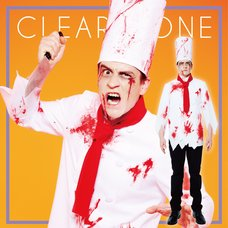 Bloody Chef Costume Set