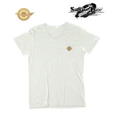 Steins;Gate 0 Lab Member V-Neck T-Shirt