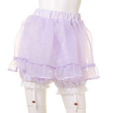 Swankiss Ballerina Frilled Sukapan Skirt
