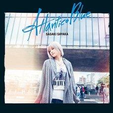 Sayaka Sasaki Third Album:  Atlantico Blue  (Limited First Edition)
