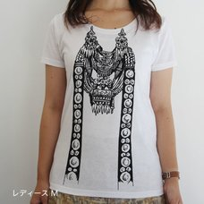A Bride's Story Ornate Pattered T-Shirt