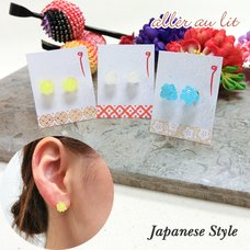 aller au lit Kompeito Earrings