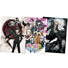 Danganronpa 2: Goodbye Despair Clear File Set Vol. 2