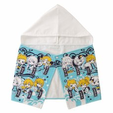 Tales of Festival 2016 Hooded Bath Towel