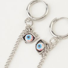 Eyeball Chain Earrings