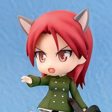 Nendoroid Strike Witches Minna-Dietlinde Wilcke