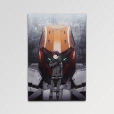 Aldnoah.Zero Inaho Kaizuka Canvas Art