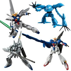 Bandai Shokugan Gundam Universal Unit Vol. 2 Box Set