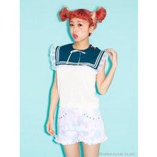 Swankiss Sailor Knit Top