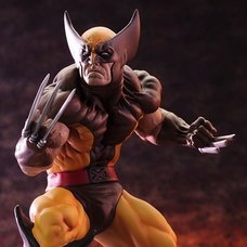 Marvel X-Men Danger Room Sessions Fine Art Statue - Wolverine