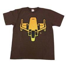 Solvalou 1T T-Shirt   Xevious