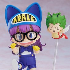 Nendoroid Dr. Slump Arale-chan Arale Norimaki: Cat Ears Ver. & Gatchan