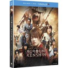 Rurouni Kenshin Part II: Kyoto Inferno BD/DVD Combo w/ UV