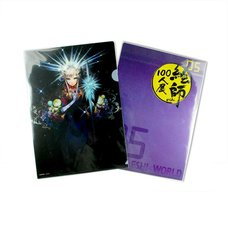 """Eshi 100 Exhibit 05 """"Dress of World Life"""" A4 Clear File"""