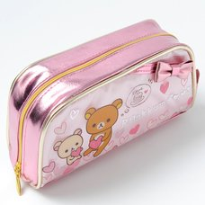 Full of Hearts Rilakkuma Pencil Pouch