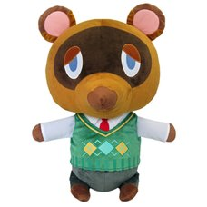 Tom Nook 16 Plush | Animal Crossing""