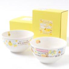A Basketful of Lemons Rilakkuma Multi Bowl