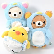 Rilakkuma Atsumete Plush Collection
