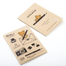 Rilakkuma Factory A5 Notebooks