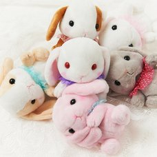 Pote Usa Loppy Cutie Rabbit Plush Collection (Standard)