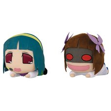Puchimasu! Puchidol Plush Collection: Piyo Piyo & Darkened Harukasan