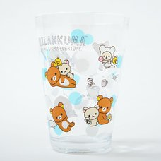 Shima Shima Everyday Rilakkuma Acrylic Cup