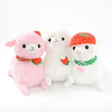 Alpacasso Love Berry Baby Alpaca Plush Collection (Big)
