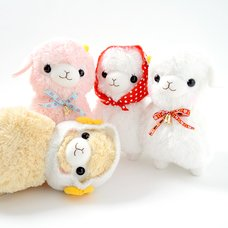 Alpacasso Makiba Kids Alpaca Plush Collection (Big)